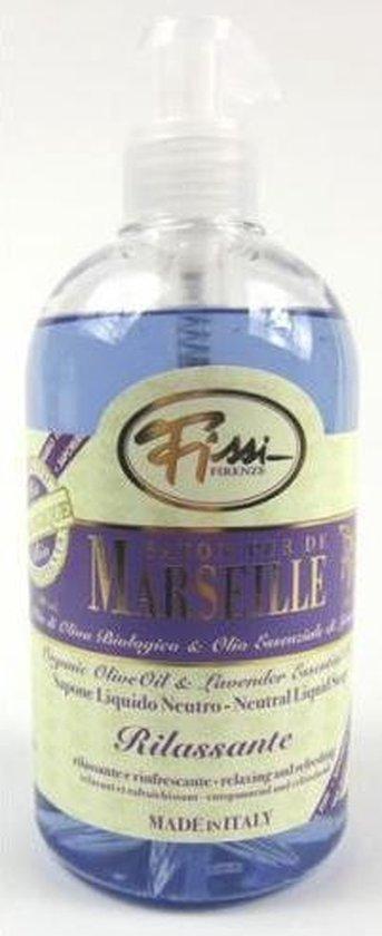 Organische Marseille Biologische Vloeibare Zeep - Lavendel 500 ml