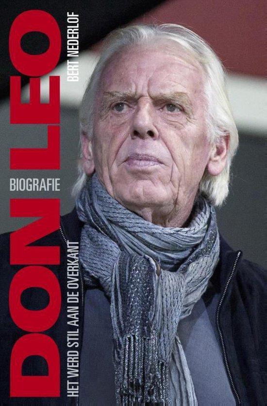 Boek cover Don Leo van Bert Nederlof (Paperback)