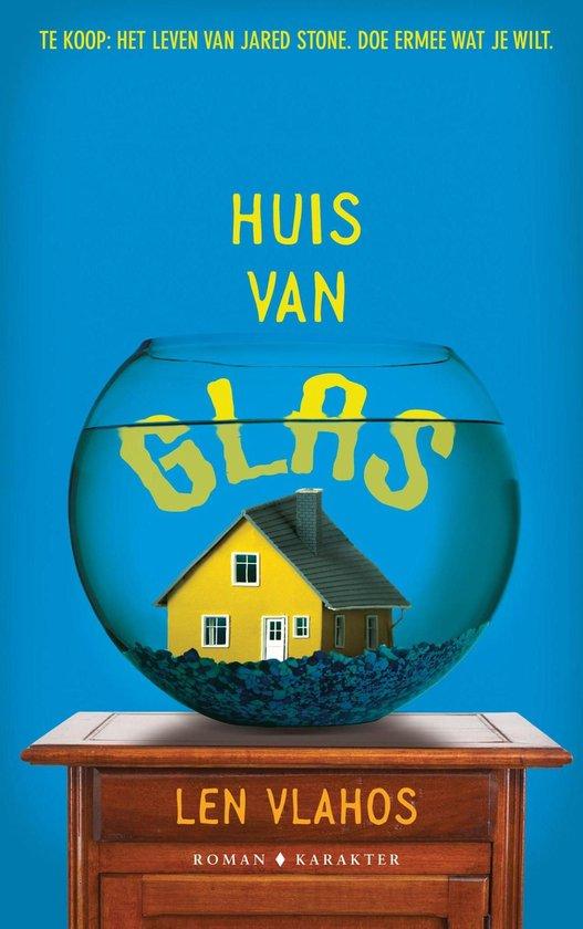 Huis van glas - Len Vlahos |