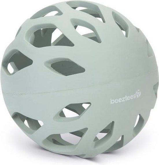 Beeztees Odoro Speelbal - Hondenspeelgoed - Rubber - Groen - Ø14 cm