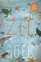 Boek cover Het Zinderende Zee Stickerboek van Yuval Zommer (Paperback)