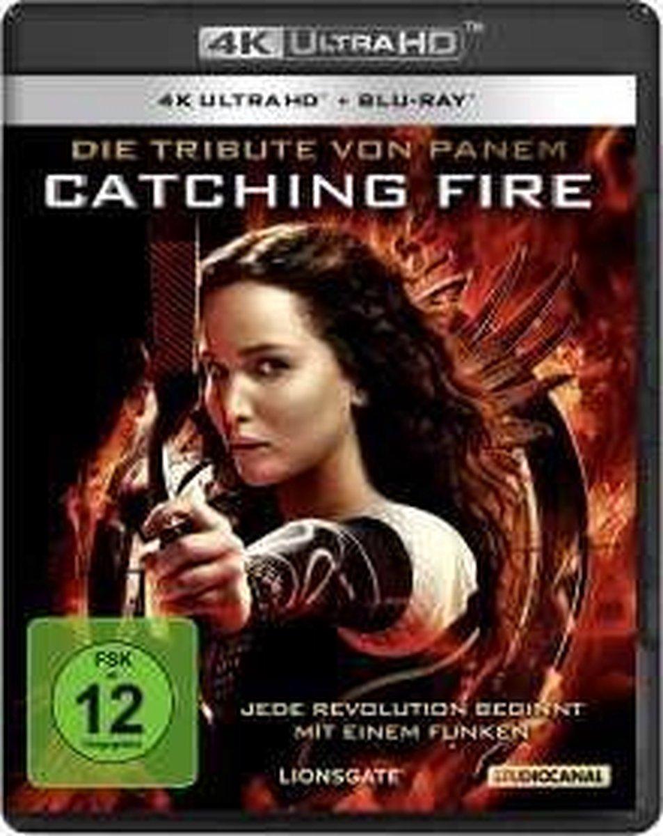 The Hunger Games: Catching Fire (2013) (Ultra HD Blu-ray & Blu-ray)-