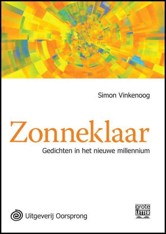 Zonneklaar - Simon Vinkenoog |