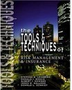The Tools & Techniques of Risk Management & Insurance
