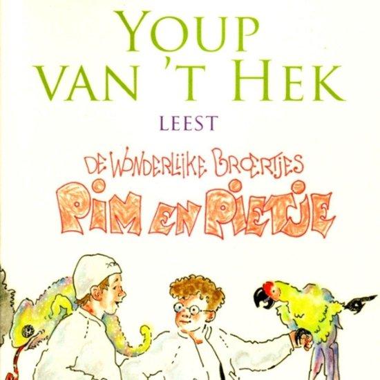 De wonderlijke broertjes Pim en Pietje - Youp van 't Hek pdf epub