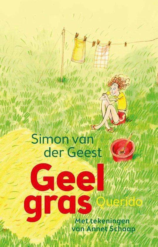 Geel gras - Simon van der Geest |