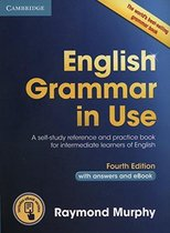 Boek cover English Grammar in Use Book with Answers and Interactive eBook van Raymond Murphy (Onbekend)