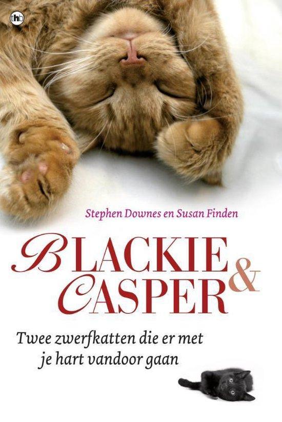 Blackie en Casper - Stephen Downes |