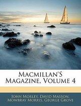 MacMillan's Magazine, Volume 4