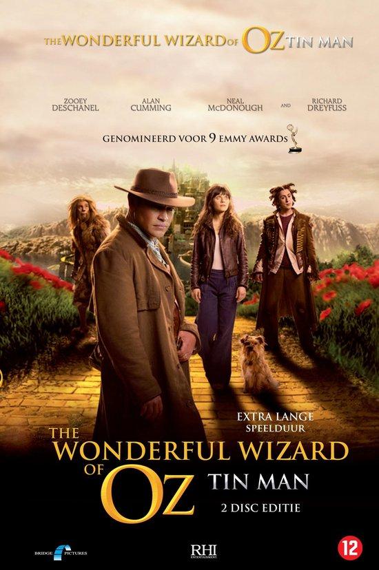 Cover van de film 'Wonderful Wizard Of Oz - Tin Man'