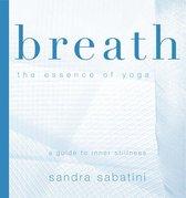 Omslag Breath: the essence of yoga
