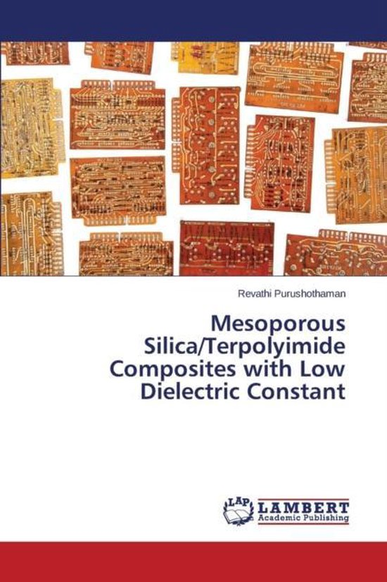 Mesoporous Silica/Terpolyimide Composites with Low Dielectric Constant
