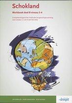 Schokland Werkboek Niveau 3-4 Deel B