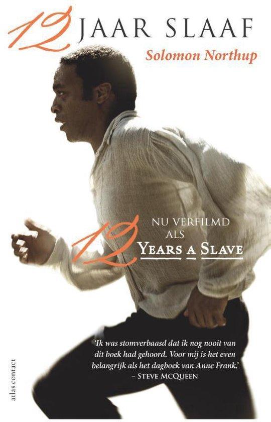 12 Jaar slaaf - Solomon Northup |