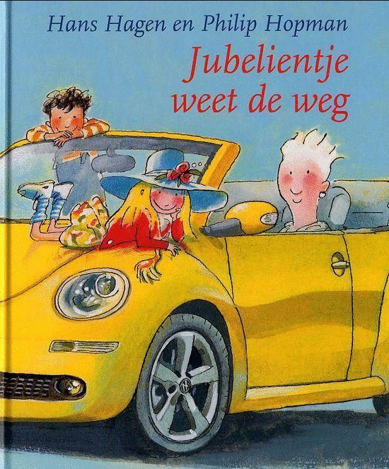 Jubelientje Weet De Weg - Hans Hagen | Fthsonline.com