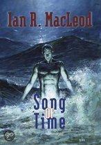Boek cover Song Of Time van Ian R. Macleod