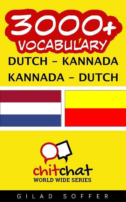 3000+ Vocabulary Dutch - Kannada - Gilad Soffer pdf epub