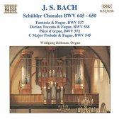 Bach J. S.: Schubler Chorales
