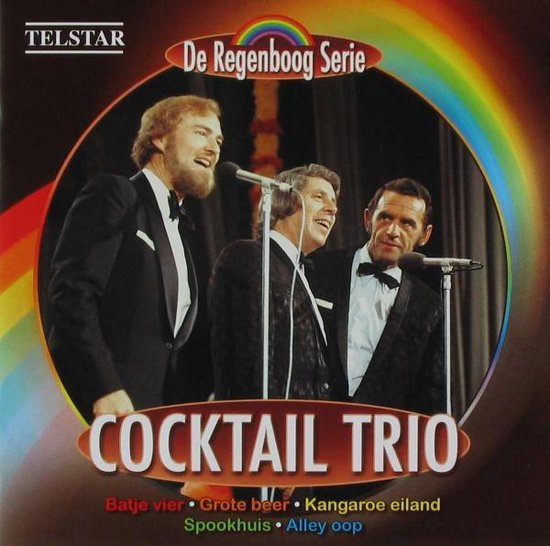 De De Regenboog Serie: Cocktail Trio