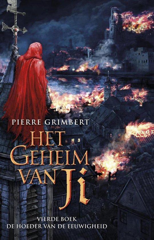 Het geheim van Ji 4 - De Hoeder van de eeuwigheid - Pierre Grimbert |