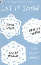 Boek cover Let It Snow van John Green (Paperback)