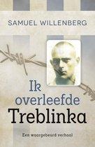 Boek cover Ik overleefde Treblinka van Samuel Willenberg