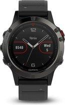 Garmin Fenix 5 - Multisporthorloge - GPS - 47 mm - Grijs