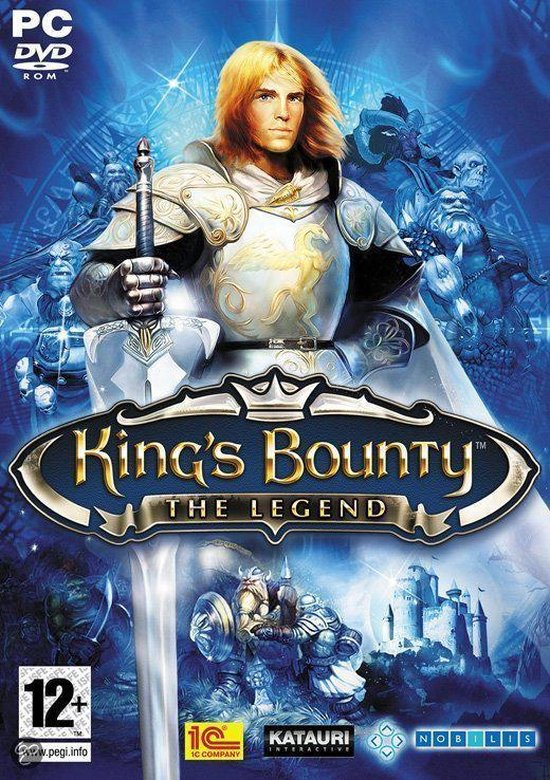 King's Bounty – The Legend – Windows