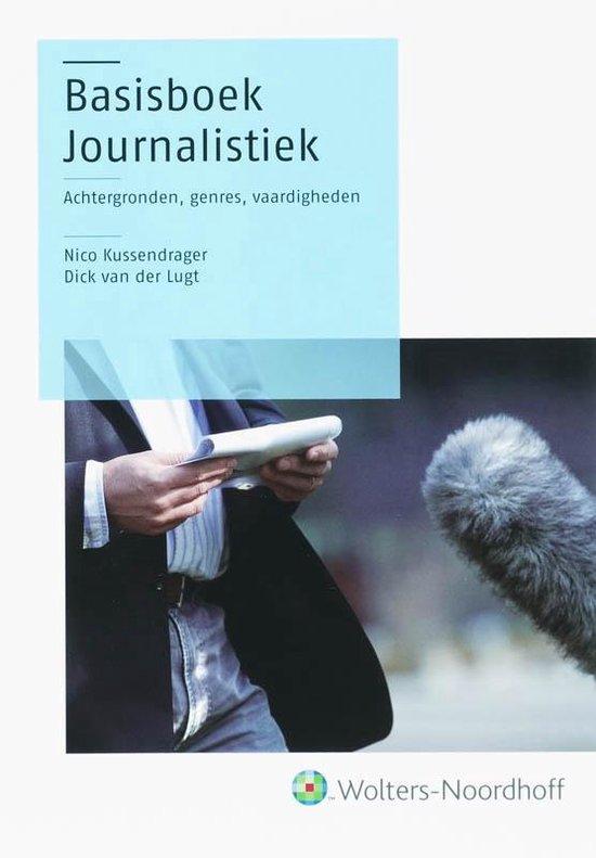 Basisboek Journalistiek