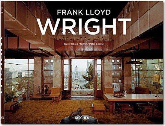 Boek cover Frank Lloyd Wright van Frank Lloyd Wright (Hardcover)