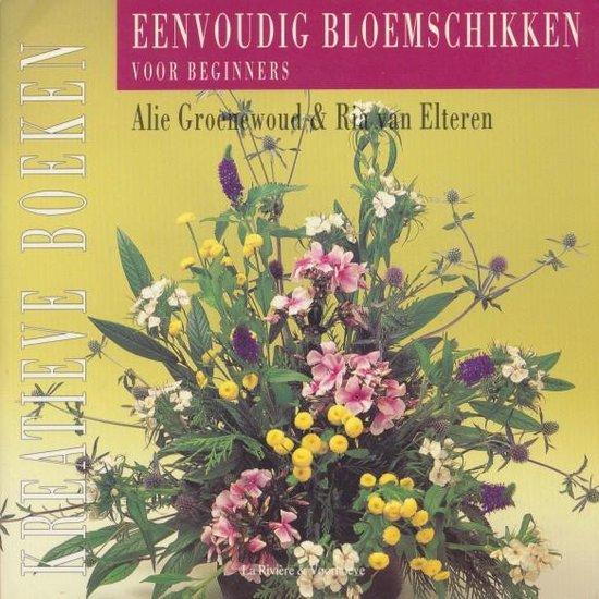 Cover van het boek 'Eenvoudig bloemschikken voor beginners'