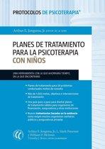 Planes de tratamiento para la psicoterapia con niños