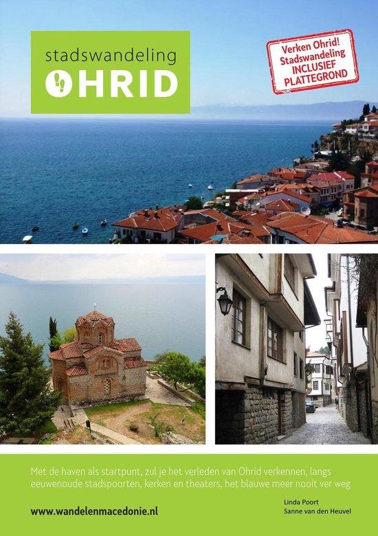 Stadswandeling Ohrid - Linda Poort |