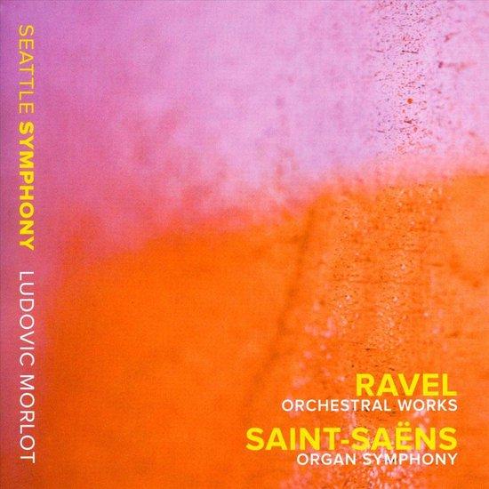 Orchestral Works - Organ Symphony