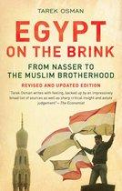Boek cover Egypt on the Brink van Tarek Osman