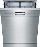 Siemens SN436S04AE iQ300 - Onderbouw vaatwasser - RVS