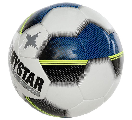 Derbystar Classic TT Light Voetbal - Multi Kleuren - 1 Vak Blauw -  Maat 5 - Derbystar
