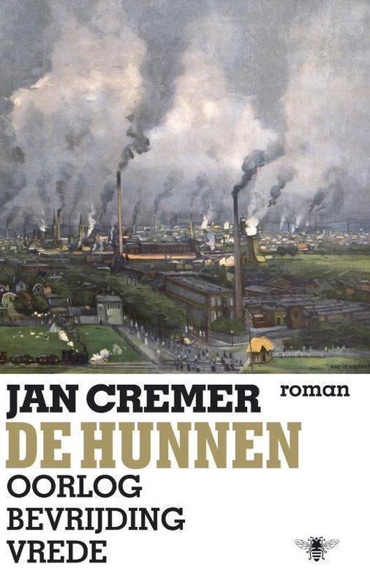 De Hunnen - Jan Cremer |