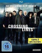 Crossing Lines Season 2 (Blu-ray)
