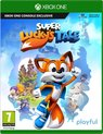 Microsoft Super Lucky's Tale Basis Engels Xbox One