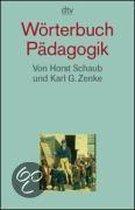 Omslag Wörterbuch Pädagogik