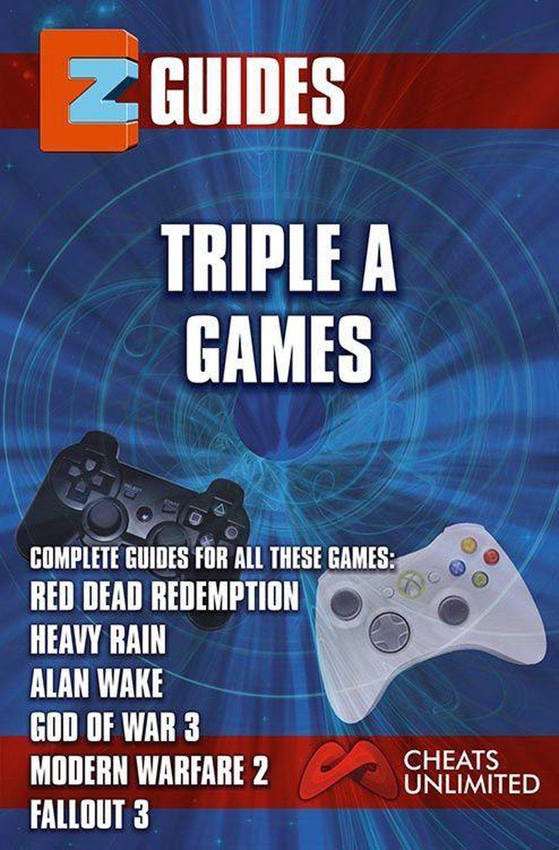 Triple A Games EZ Guide - Cheat Mistress,Cheats Unlimited