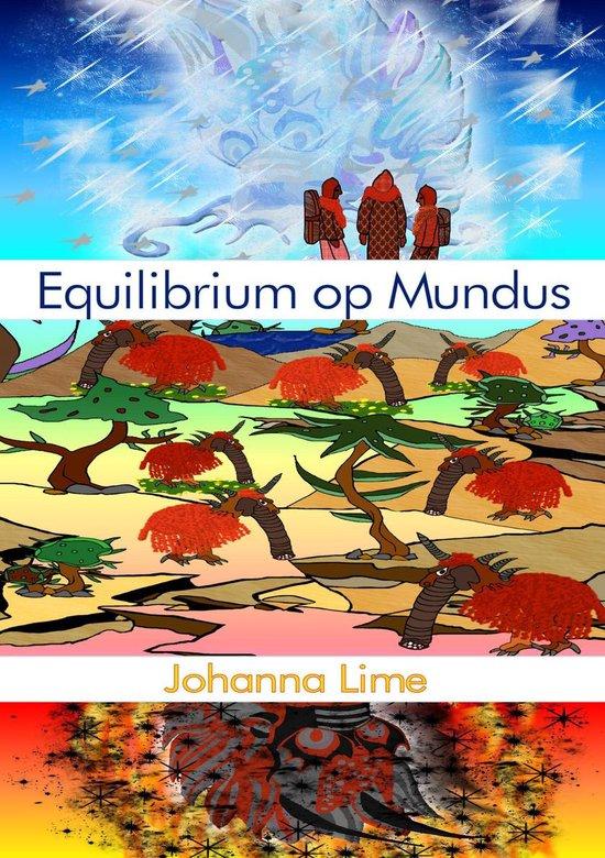 Equilibrium op Mundus - Johanna Lime |