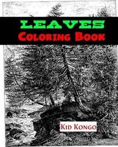 Leaves Coloring Book
