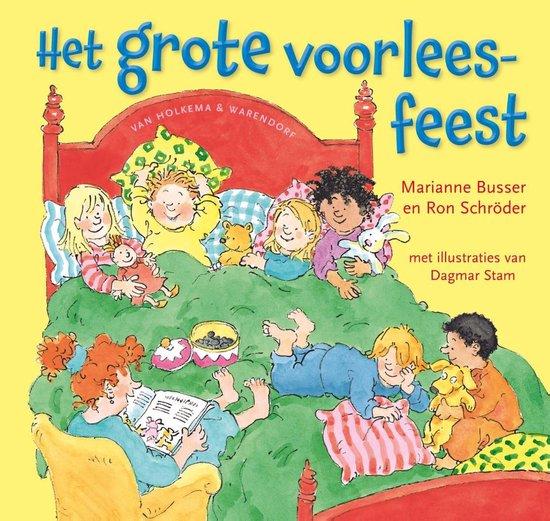 Het grote voorleesfeest - Marianne Busser |
