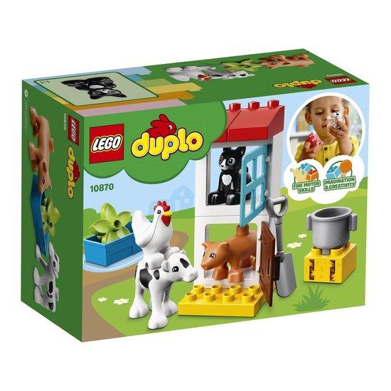 LEGO DUPLO Boerderijdieren - 10870 - LEGO