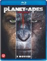 Planet Of The Apes - Trilogy (Blu-ray)