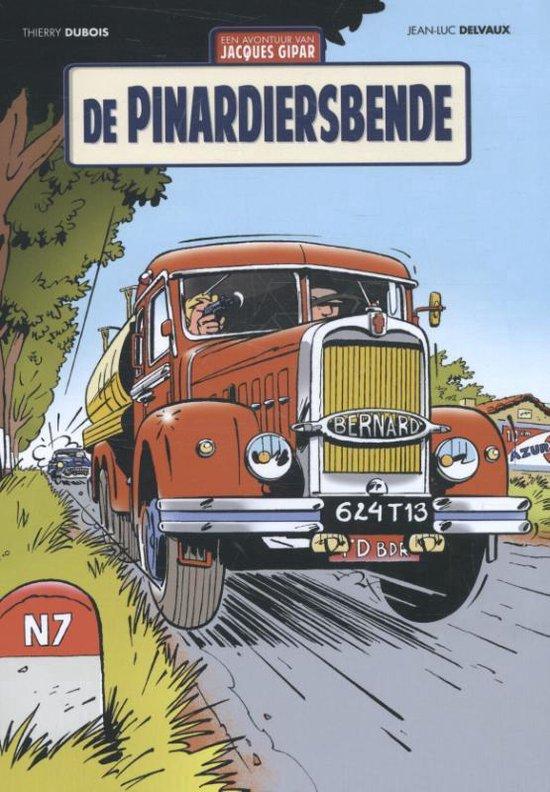 Jacques gipar hc01. de pinardiersbende - Thierry Dubois |