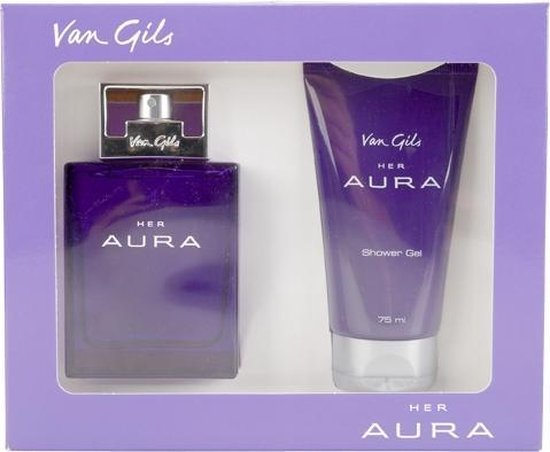 | Van Gils Her Aura Valentijn Setje Shower Gel 75 ML