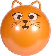 Vdm Skippybal Kat 55 Cm Oranje